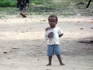 Sweet Liberian Girl