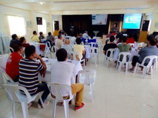 Pastor Joe Teaching